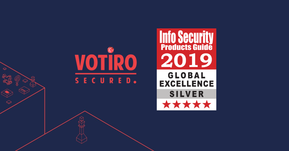 보티로(Votiro), 2019 Info Security PG's Global Excellence Awards 수상