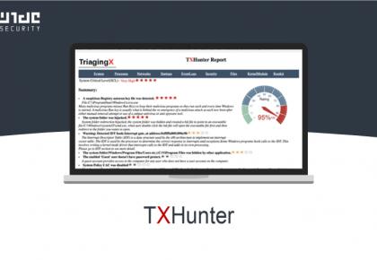 소프트와이드시큐리티, 엔드포인트 침해 사전 예방 가능한 위협 헌팅·침해분석 솔루션 'TXHunter' 국내 첫선..